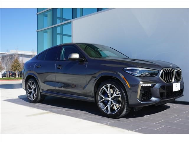 New 2020 BMW X6 xDrive50i