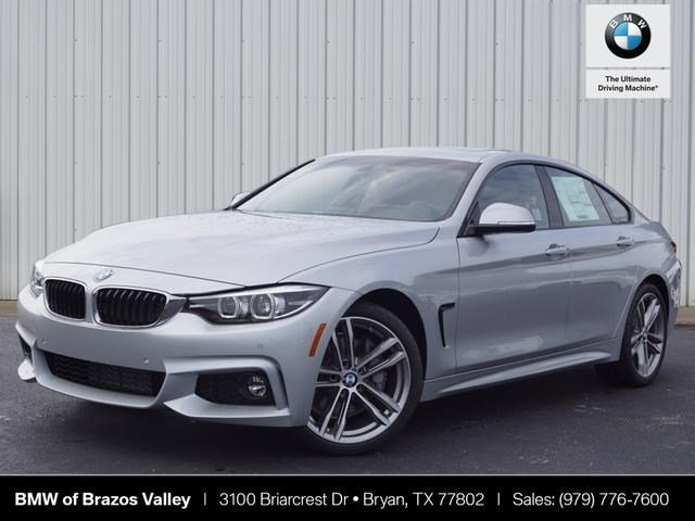 new 2018 bmw 4 series 430i gran coupe 4d hatchback in bryan g78164 bmw of brazos valley. Black Bedroom Furniture Sets. Home Design Ideas