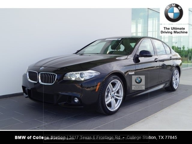Certified Pre Owned Bmw >> Certified Pre Owned 2016 Bmw 5 Series 535i 4dr Car In College