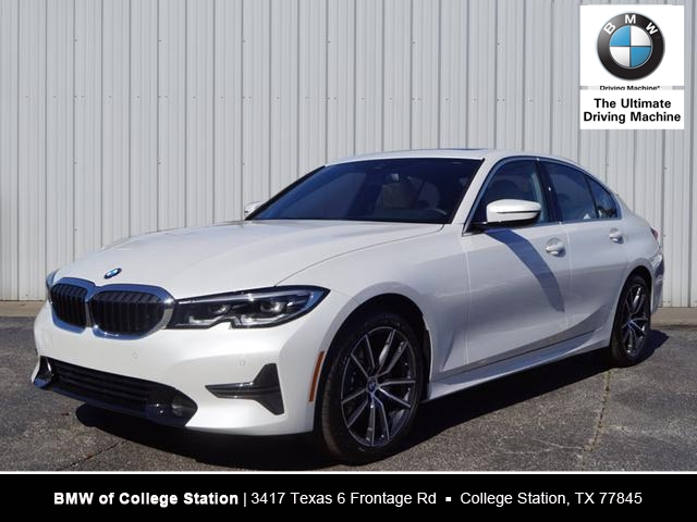 New 2019 Bmw 3 Series 330i 4d Sedan In College Station J98327 Bmw