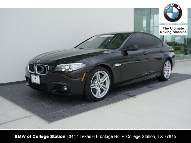 Certified Pre-Owned 2016 BMW 5 Series 535d