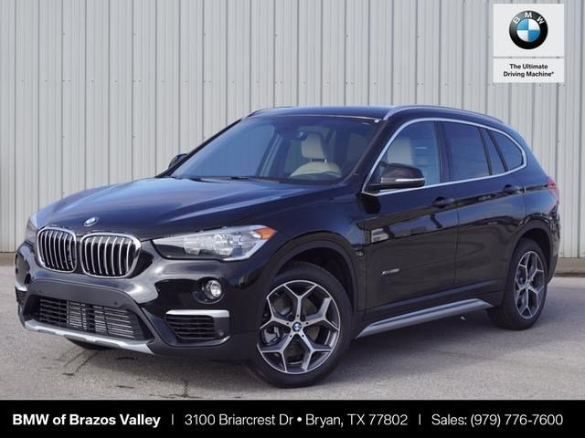 New 2018 Bmw X1 Xdrive28i 4d Sport Utility In Bryan