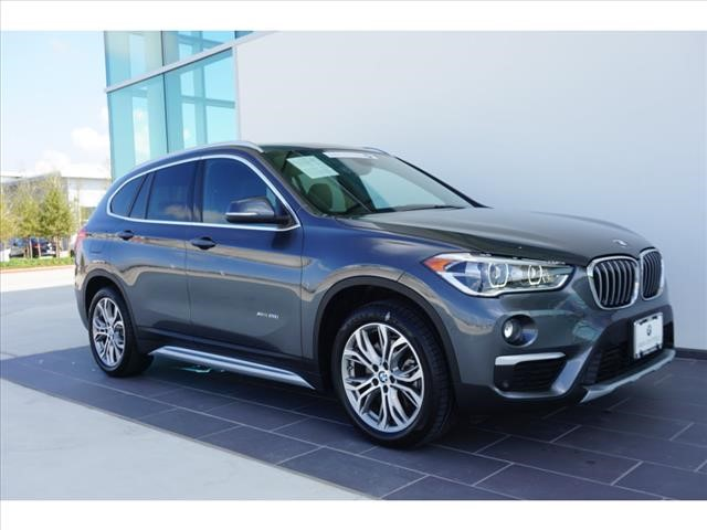 Certified Pre Owned BMW >> Certified Pre Owned 2016 Bmw X1 Xdrive28i Awd