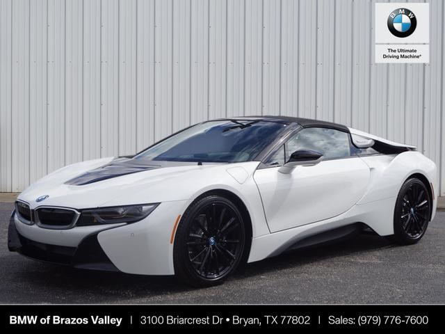 New 2019 Bmw I8 Base 2d Convertible In Bryan B83204 Bmw Of Brazos
