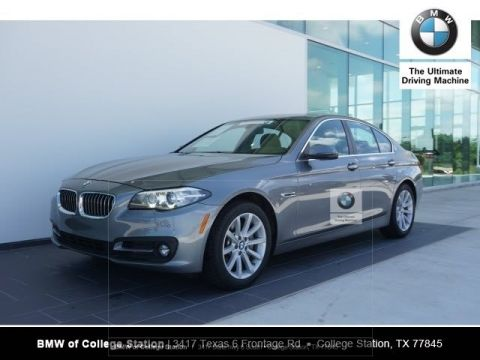 Certified Pre-Owned 2015 BMW 5 Series 535i